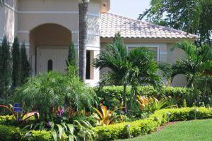 迈阿密户外万博全站客户端app照明,佛罗里达住宅
